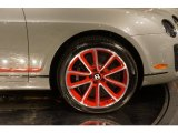 Bentley Continental GTC Wheels and Tires