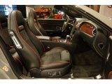2012 Bentley Continental GTC Interiors