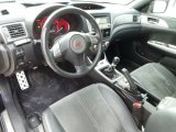 2009 Subaru Impreza Interiors