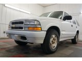 1999 Chevrolet Blazer Trailblazer 4x4 Data, Info and Specs