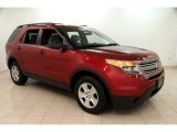 2013 Ruby Red Metallic Ford Explorer 4WD #99960085