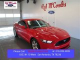 2015 Race Red Ford Mustang V6 Coupe #99987765