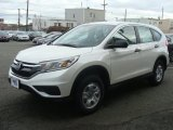 2015 White Diamond Pearl Honda CR-V LX AWD #99988166