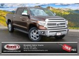 2015 Sunset Bronze Mica Toyota Tundra 1794 Edition CrewMax 4x4 #99987609
