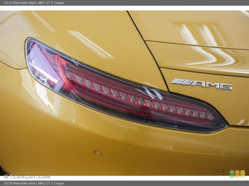 2016 Mercedes-Benz AMG GT S Custom Badge and Logo Photo #115628661