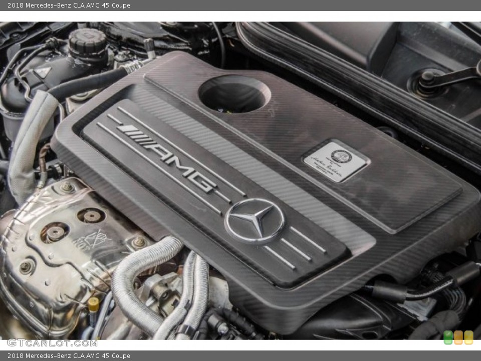 2018 Mercedes-Benz CLA Custom Badge and Logo Photo #124880664
