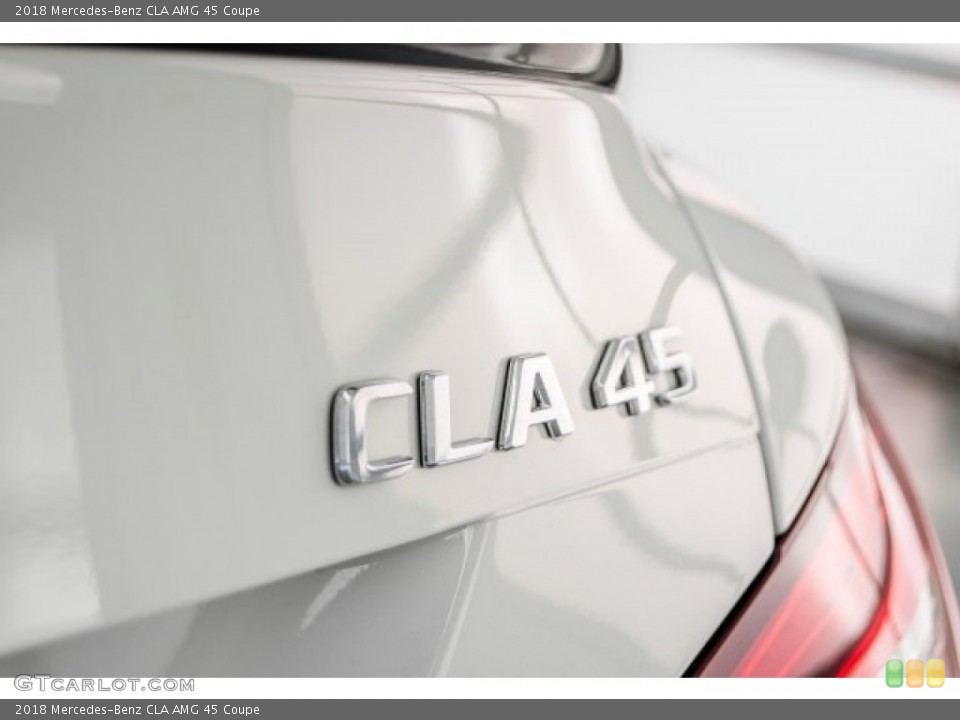 2018 Mercedes-Benz CLA Custom Badge and Logo Photo #124880892