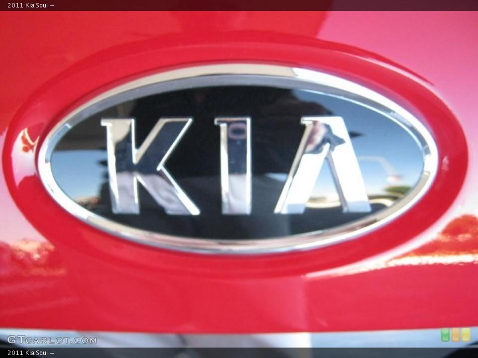 2011 Kia Soul Custom Badge and Logo Photo #39358280