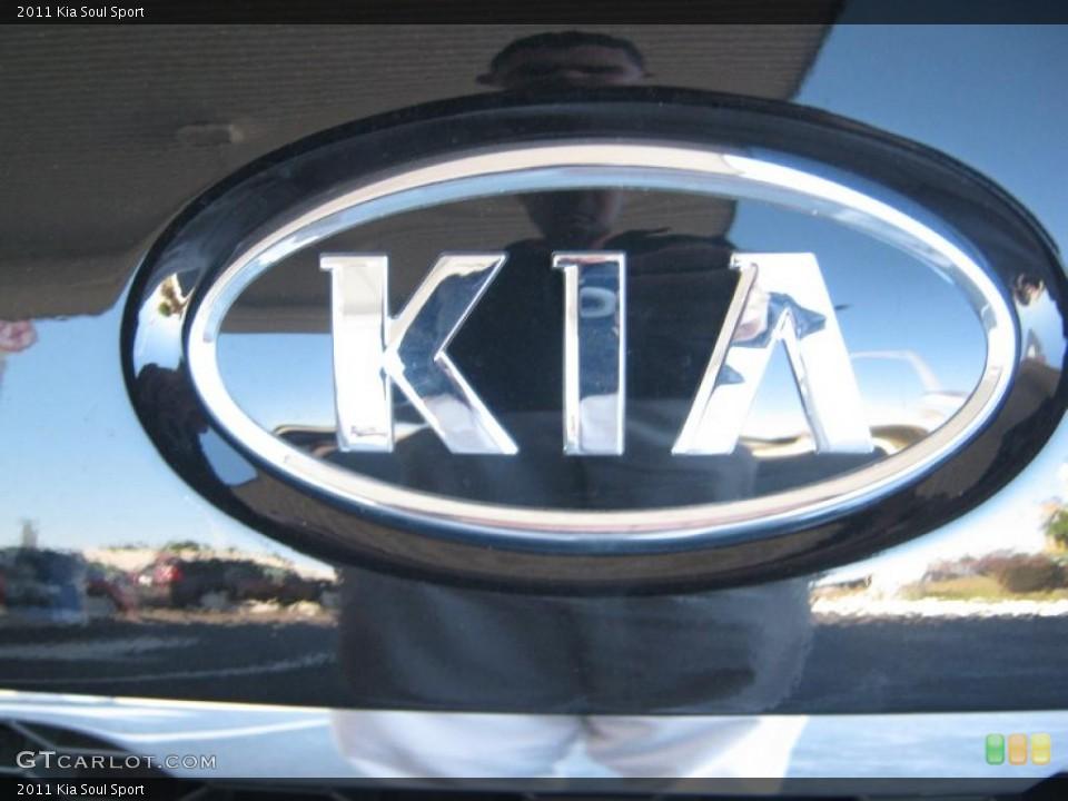 2011 Kia Soul Custom Badge and Logo Photo #39358708