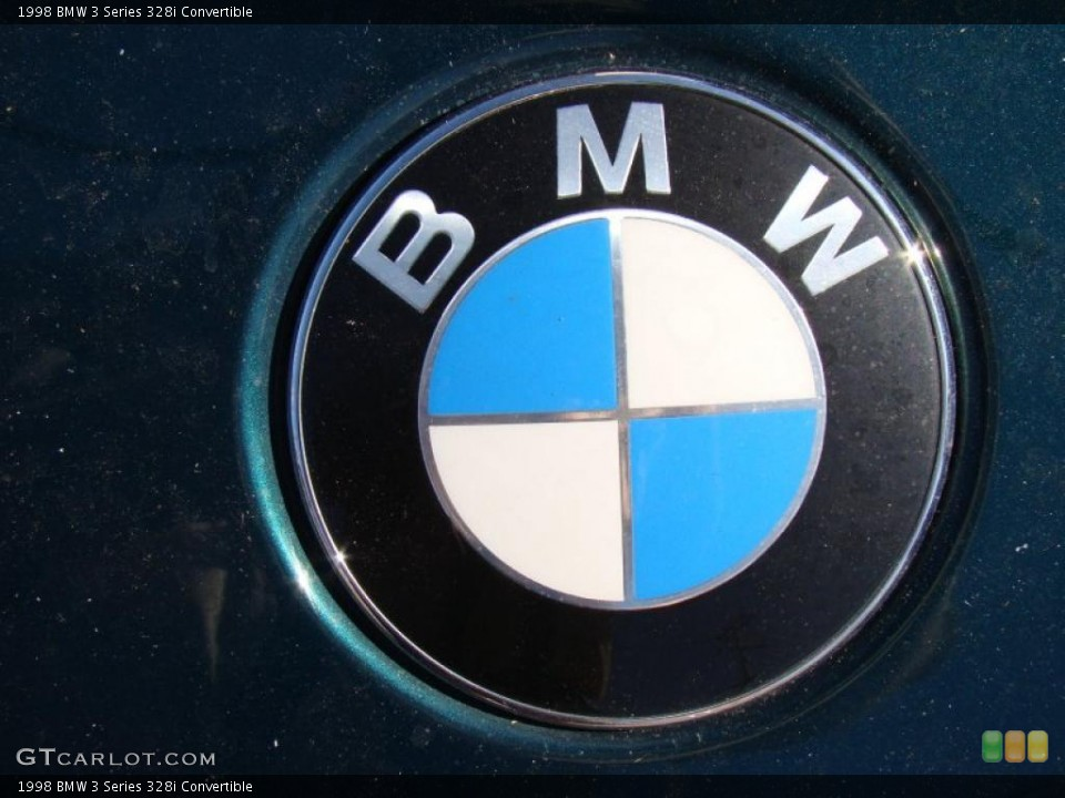1998 BMW 3 Series Badges and Logos