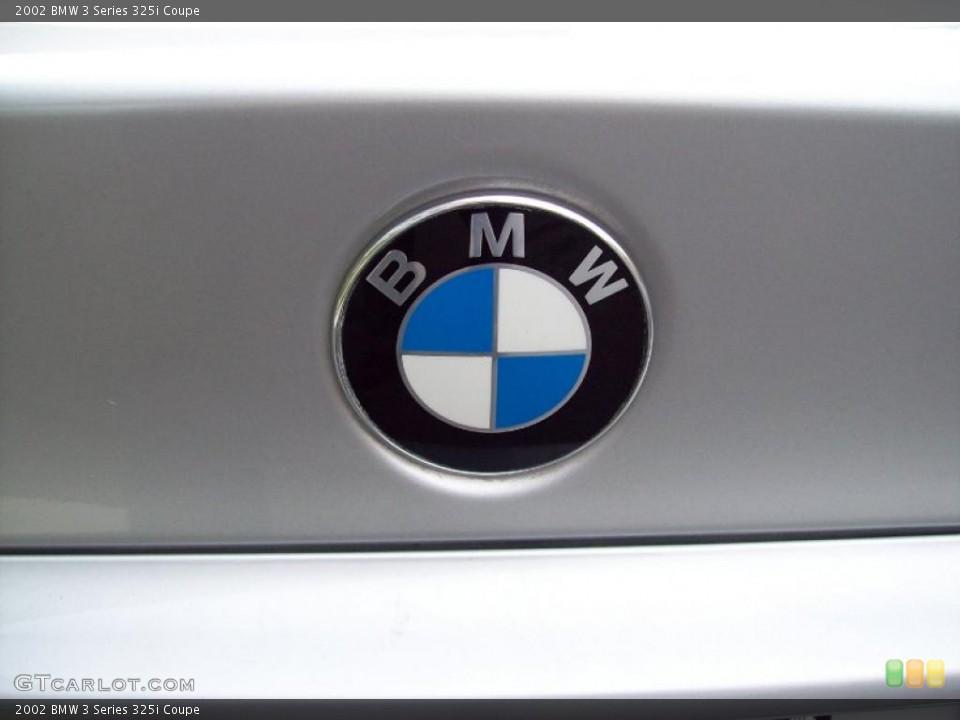 2002 BMW 3 Series Custom Badge and Logo Photo #41467883