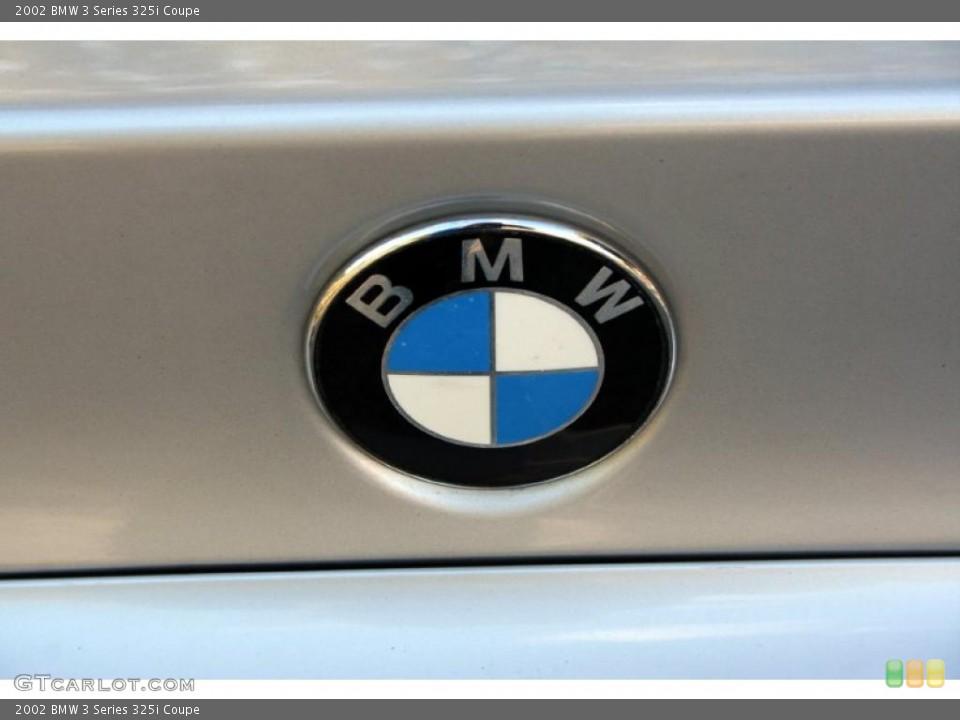 2002 BMW 3 Series Custom Badge and Logo Photo #41908012