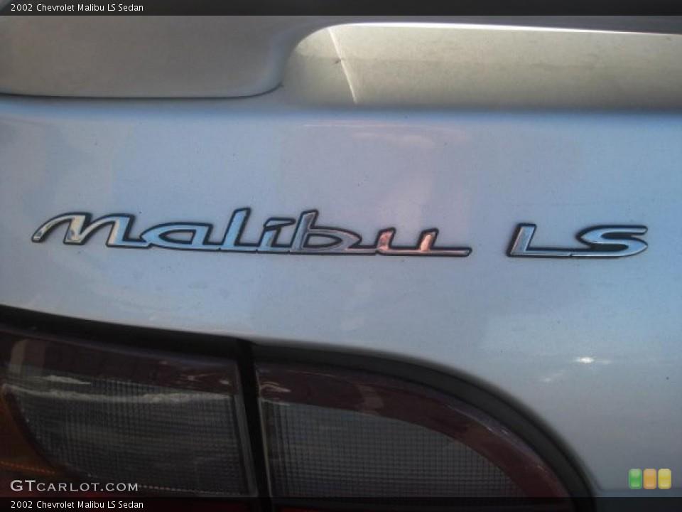 2002 Chevrolet Malibu Custom Badge and Logo Photo #42162924