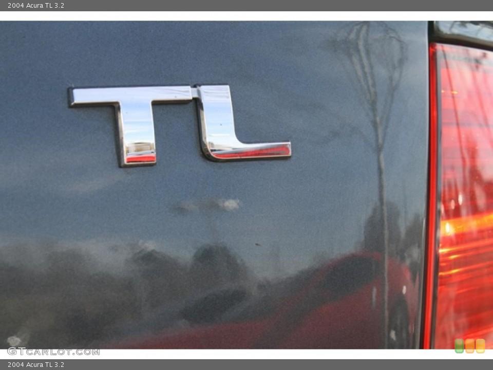 2004 Acura TL Custom Badge and Logo Photo #44333326