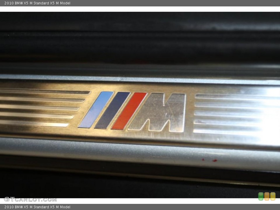 2010 BMW X5 M Custom Badge and Logo Photo #44521095