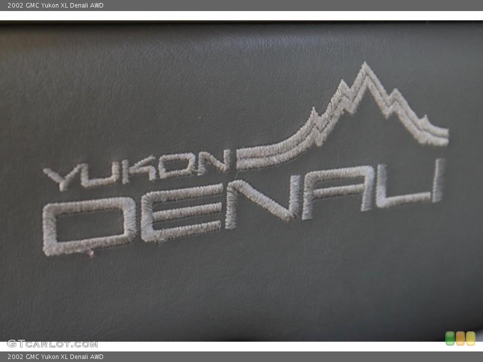 2002 GMC Yukon Badges and Logos