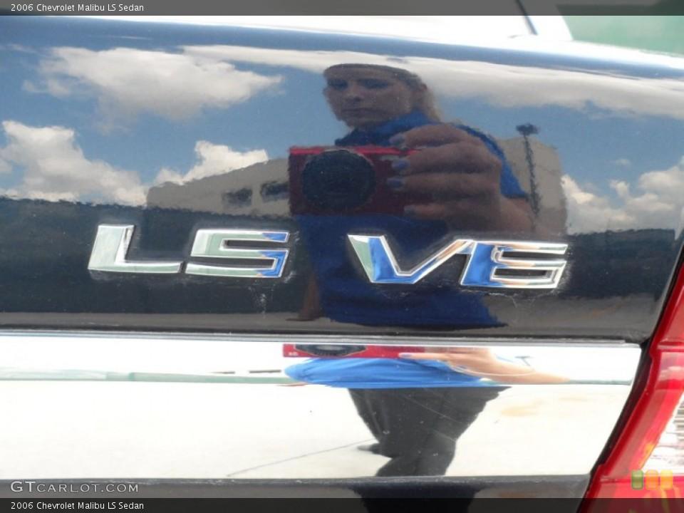 2006 Chevrolet Malibu Badges and Logos