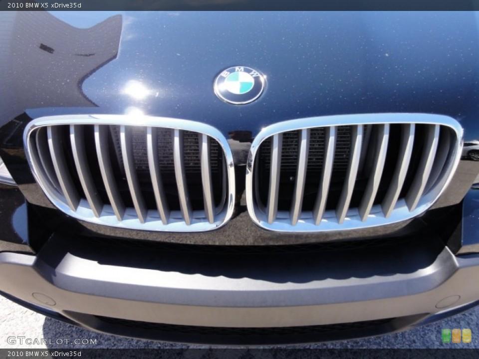 2010 BMW X5 Custom Badge and Logo Photo #52375273