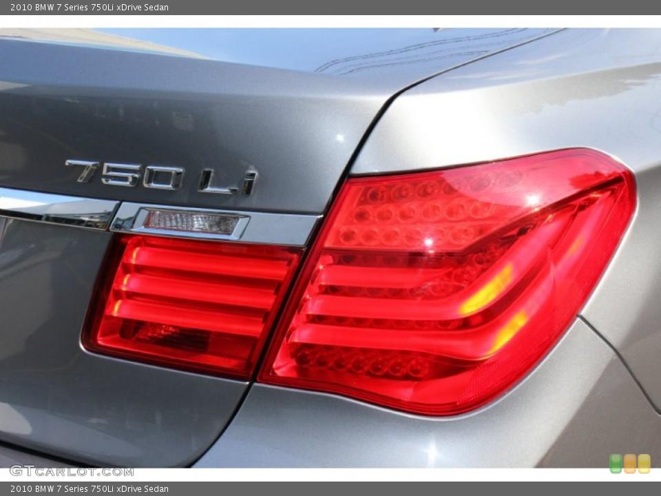 2010 BMW 7 Series Custom Badge and Logo Photo #54762274