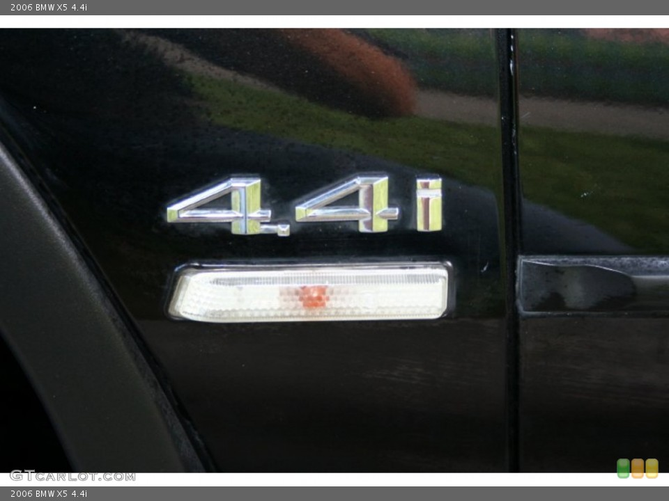 2006 BMW X5 Custom Badge and Logo Photo #55527044