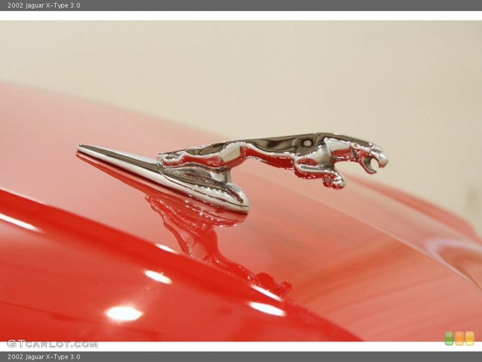 2002 Jaguar X-Type Custom Badge and Logo Photo #56273075