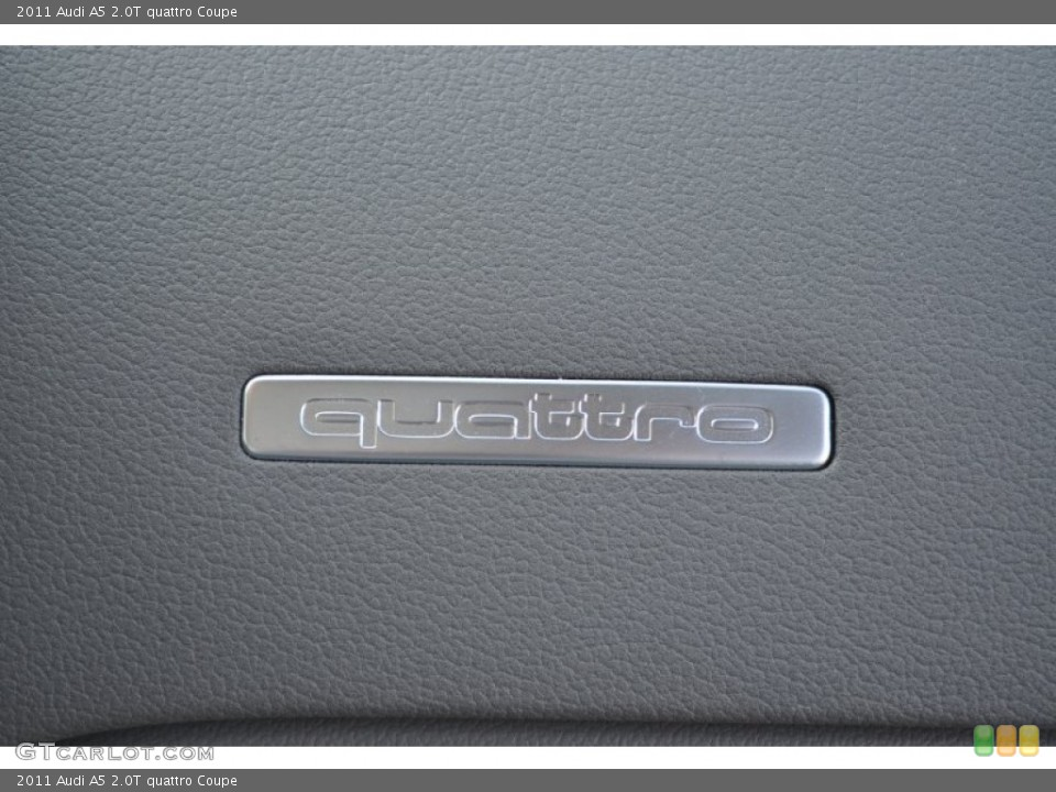 2011 Audi A5 Custom Badge and Logo Photo #56432773