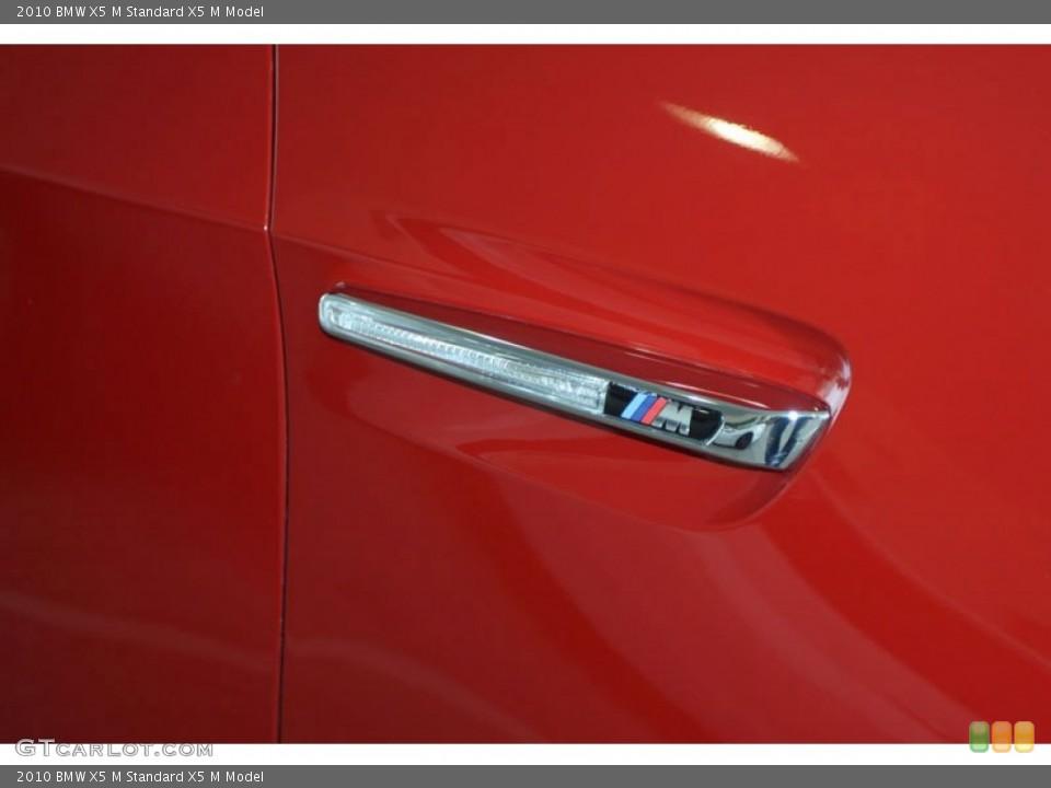 2010 BMW X5 M Custom Badge and Logo Photo #58206667