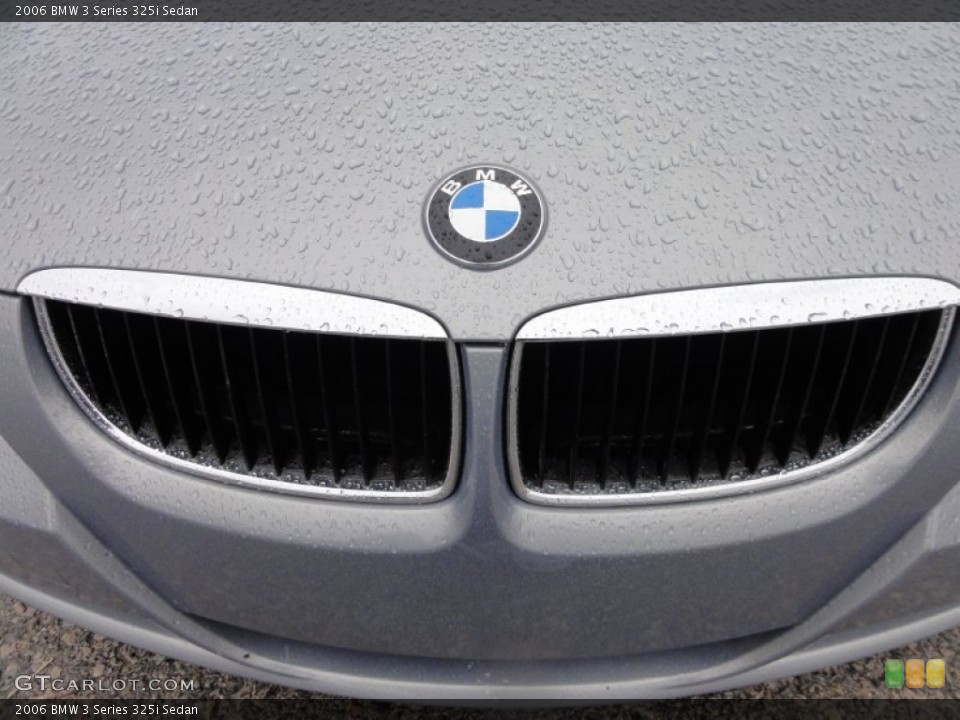 2006 BMW 3 Series Badges and Logos