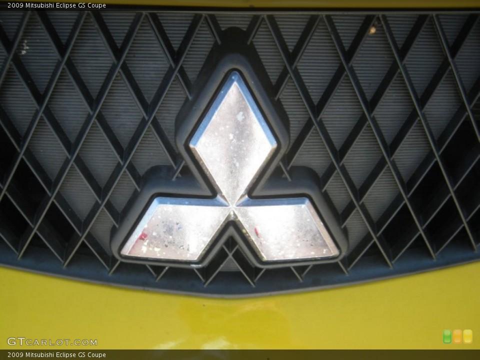 2009 Mitsubishi Eclipse Badges and Logos