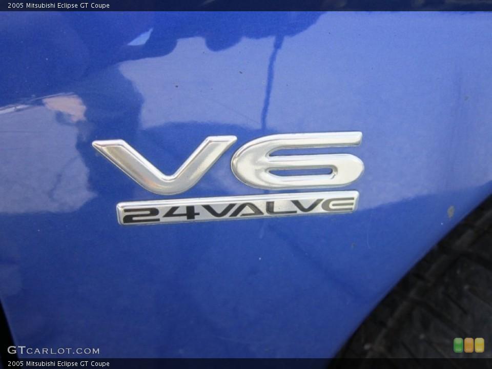 2005 Mitsubishi Eclipse Badges and Logos