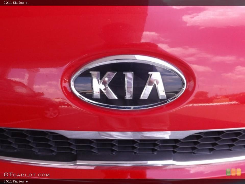 2011 Kia Soul Custom Badge and Logo Photo #67025670
