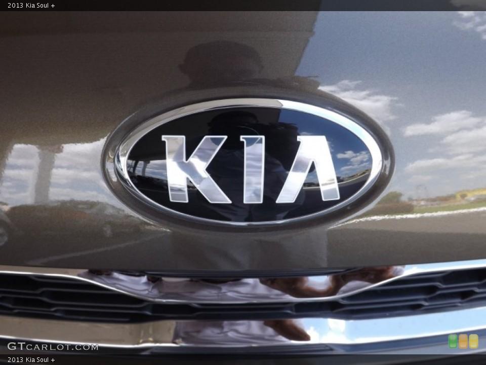2013 Kia Soul Custom Badge and Logo Photo #68417108