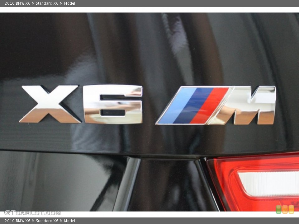 2010 BMW X6 M Custom Badge and Logo Photo #68535790
