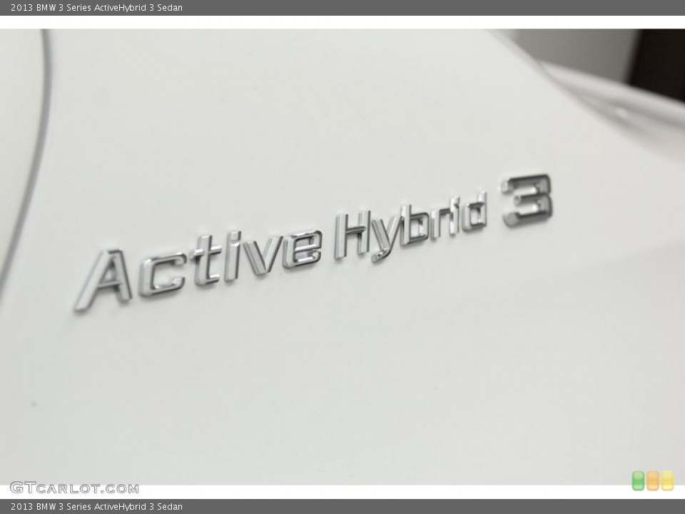2013 BMW 3 Series Custom Badge and Logo Photo #79274480