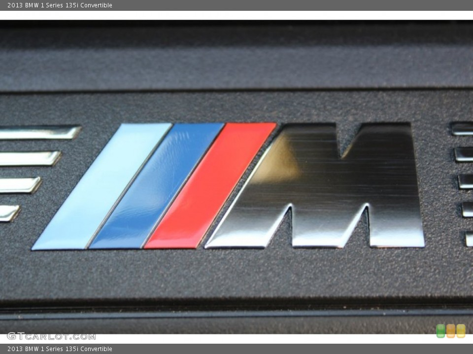 2013 BMW 1 Series Badges and Logos