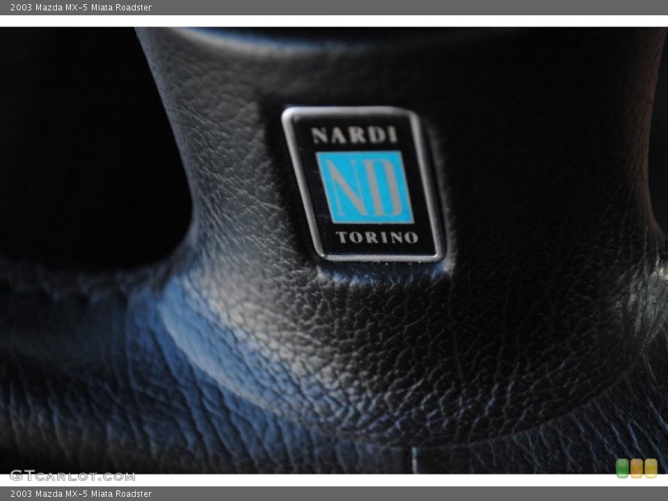 2003 Mazda MX-5 Miata Custom Badge and Logo Photo #81618555
