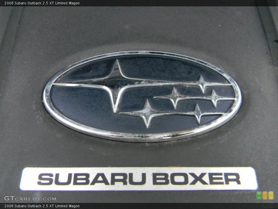 2006 Subaru Outback Badges and Logos