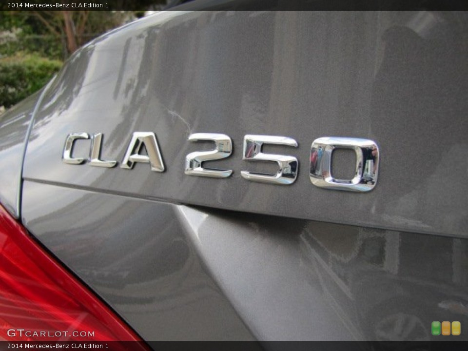 2014 Mercedes-Benz CLA Custom Badge and Logo Photo #87903613