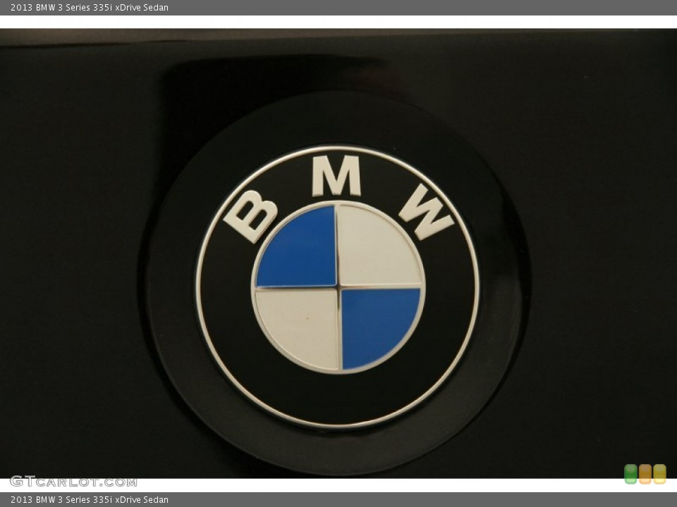 2013 BMW 3 Series Custom Badge and Logo Photo #90204542