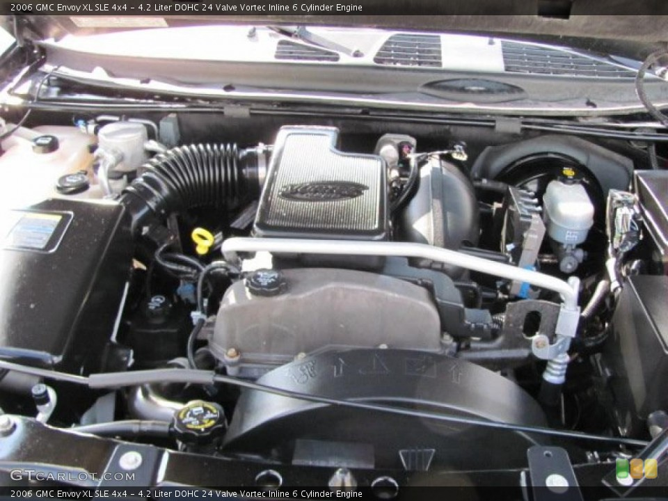 Liter DOHC 24 Valve Vortec Inline 6 Cylinder Engine for the 2006