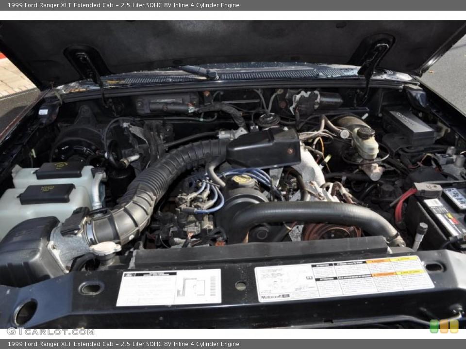 1999 ford ranger motors