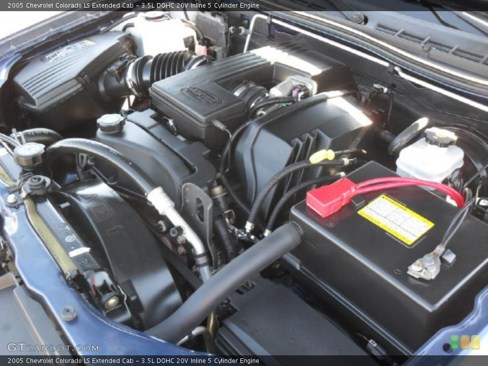 2005 Chevy Colorado Inline 5 Engine Problems And