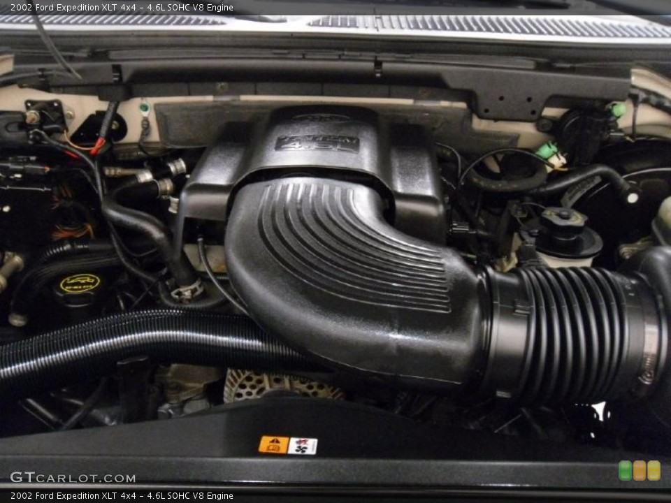Repair 2002 Ford Excursion Engines
