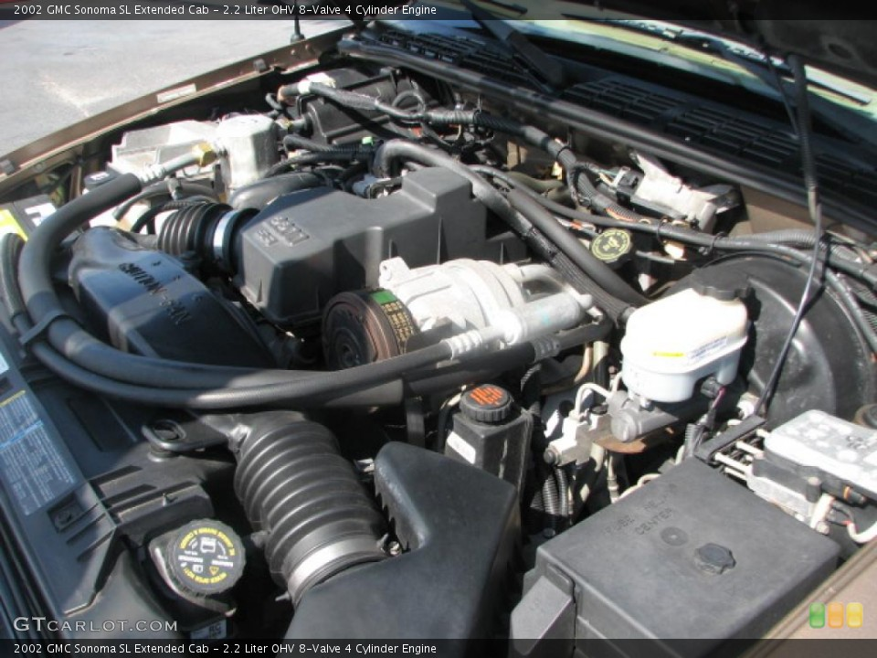 similiar 2 2 gmc sonoma engine keywords liter ohv 8 valve 4 cylinder 2002 gmc sonoma engine gtcarlot com
