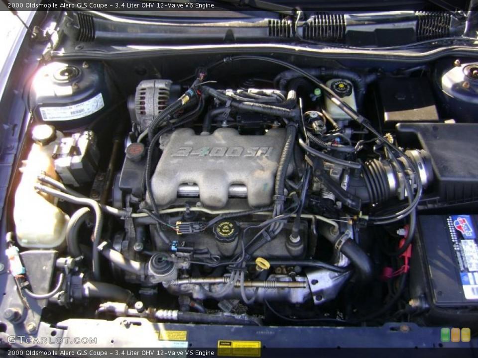 2000 Oldsmobile Alero Engine 2000 Oldsmobile Alero gl