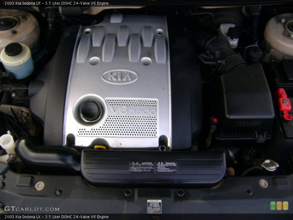 similiar kia 3 5 engine keywords liter dohc 24 valve v6 2003 kia sedona engine gtcarlot com