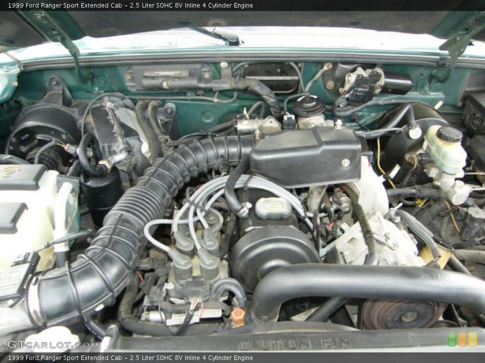 ford ranger ping  engine
