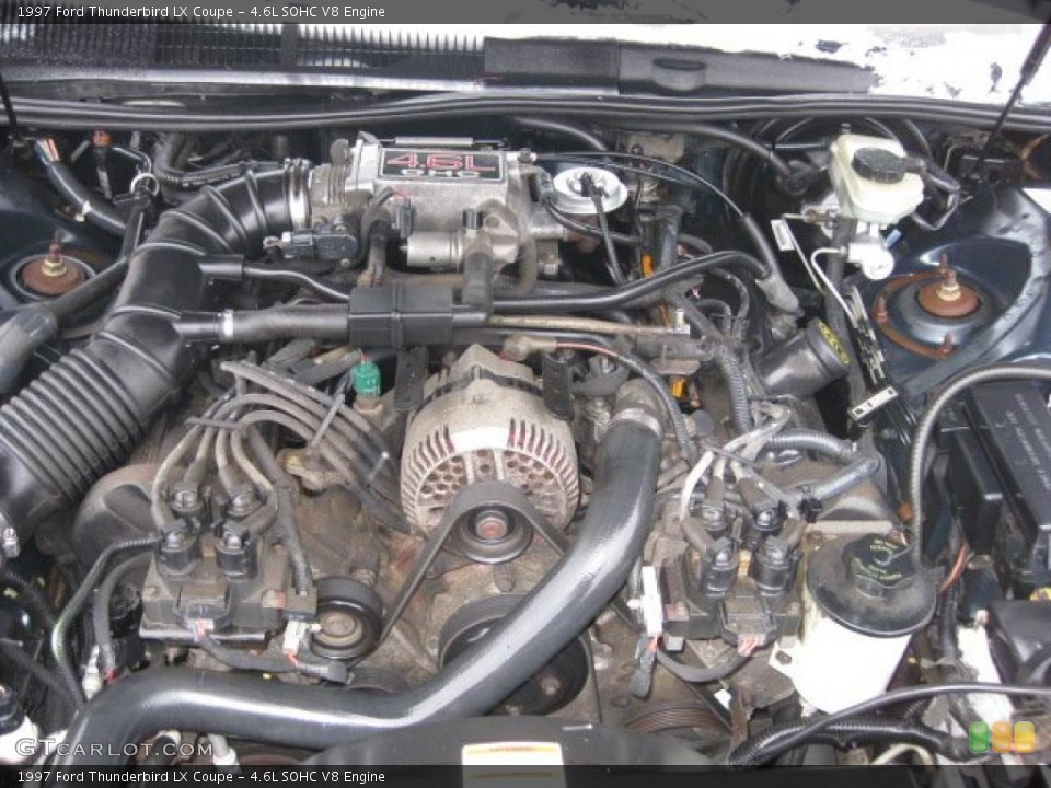 similiar ford engine specs 413 1997 keywords 6l sohc v8 engine for the 1997 ford thunderbird 40960853 gtcarlot
