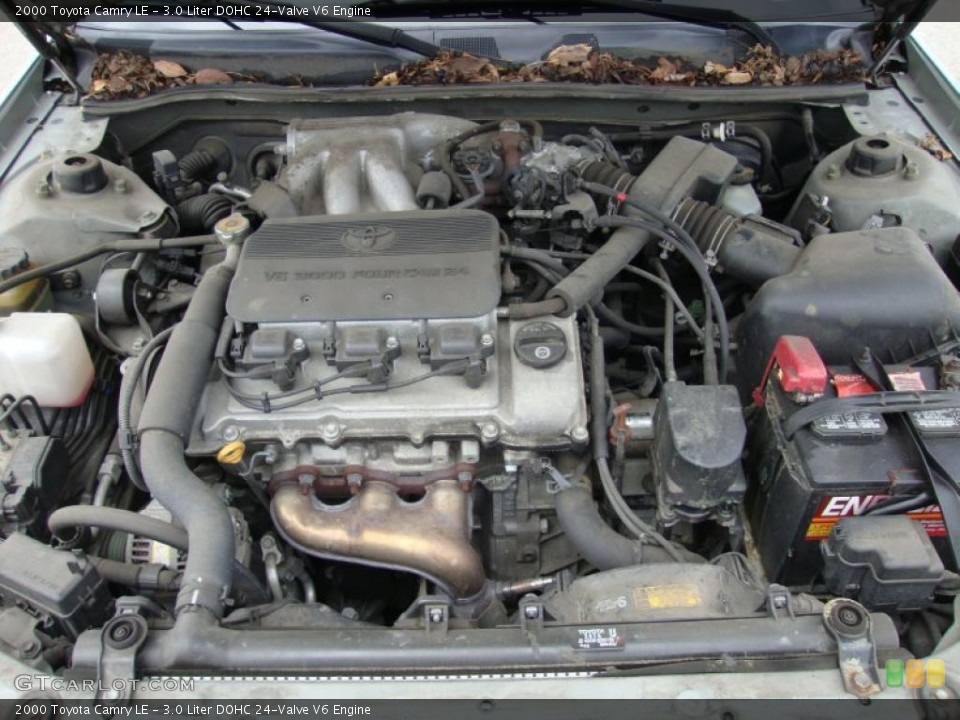 watch more like 3 0 f6 engine liter dohc 24 valve v6 engine for the 2000 toyota camry 41064631 · cab 3 0