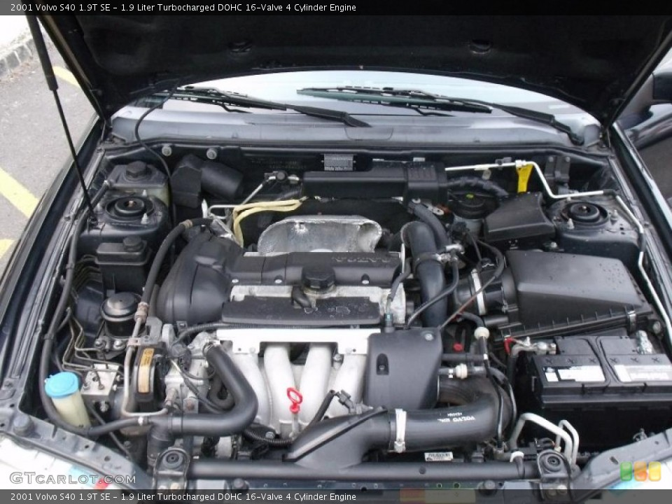 1 9 Liter Turbocharged Dohc 16
